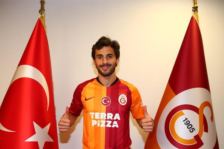 Marcelo Saracchi - RB Leipzigden Galatasaraya (Kiralık - 1.5 yıl)