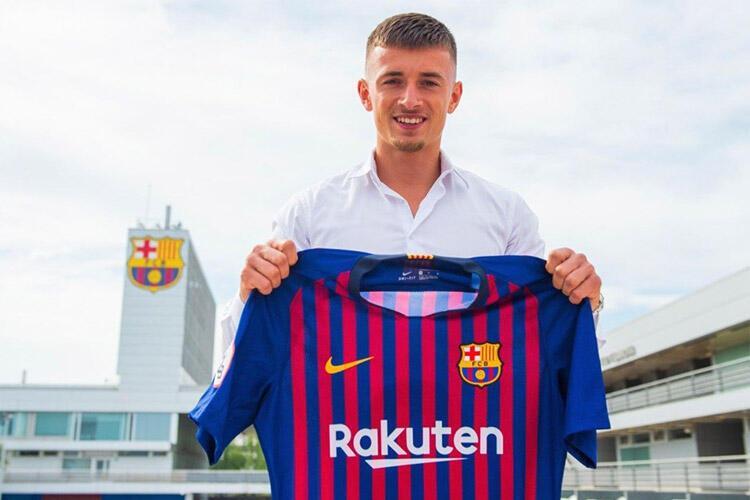Mike Van Beijnen Gençlerbirliğinda (Barcelonadan kiralık)