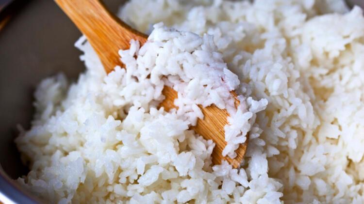 1 kase beyaz pirinç, 2 kutu gazlı içeceğe denk geliyor