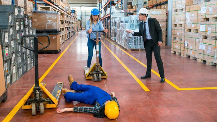 İş kazaları