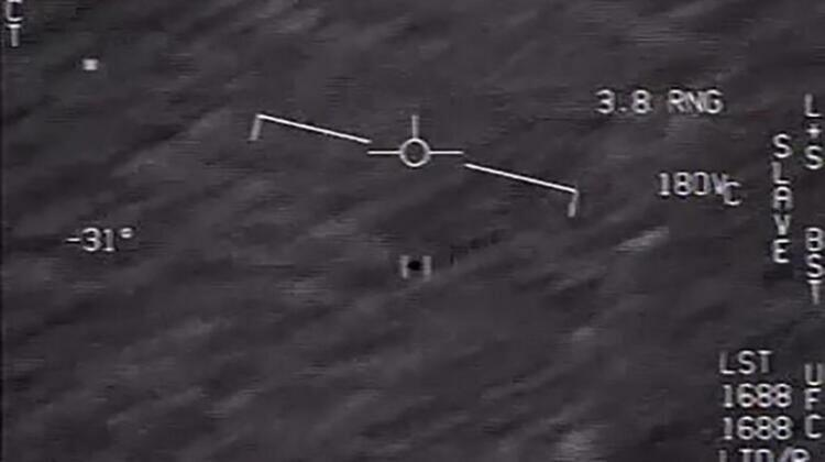 ABD ellerinde gizli UFO videoları olduğunu açıkladı