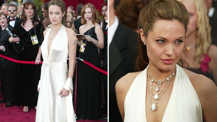 2004 - Angelina Jolie
