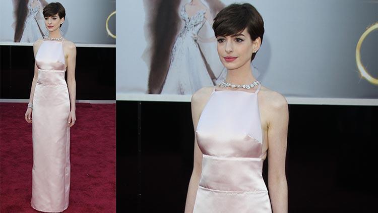 2013 - Anne Hathaway
