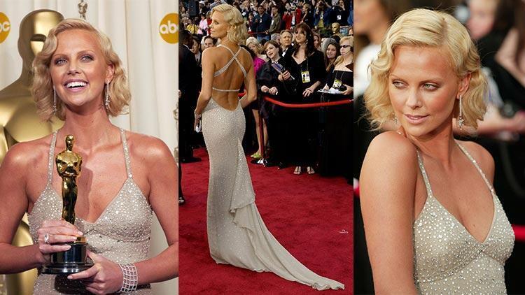 2004 - Charlize Theron