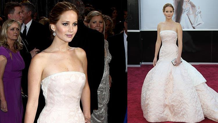 2013 - Jennifer Lawrence