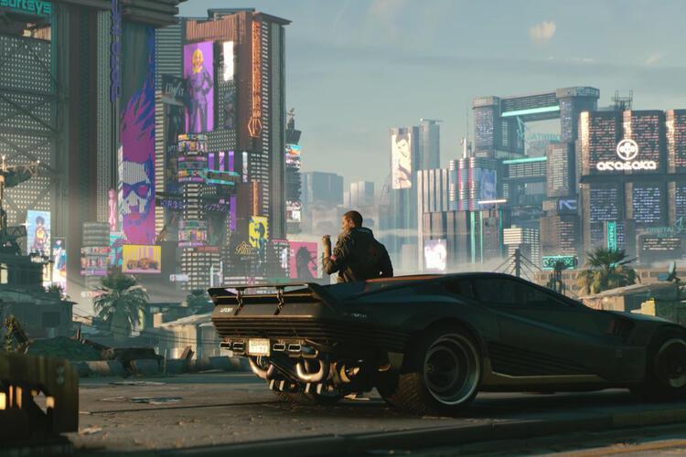01.Cyberpunk 2077