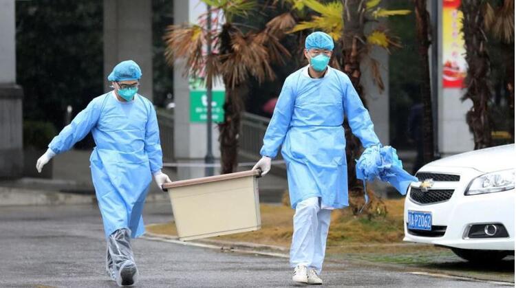 ABD vatandaşı olan hasta Corona virüsüne nasıl yakalandı