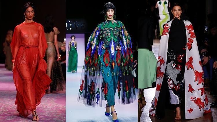 İlkbahar/Yaz 2020 Couture Trendleri