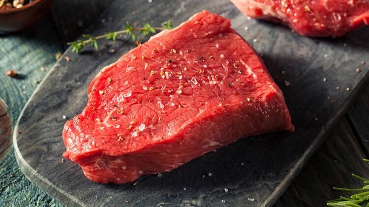 5-Kırmızı et
