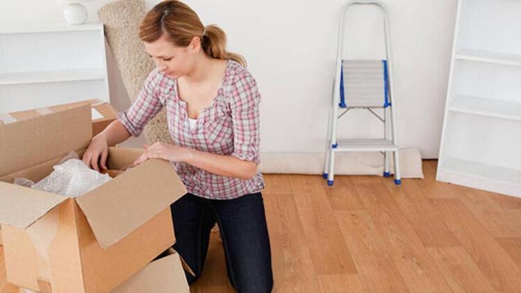 Yeni bir ev döşerken kontrol listesi oluşturun Listenizi odaya göre oluşturun