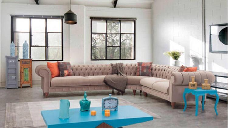 Alana uygun boyutta mobilya seçin