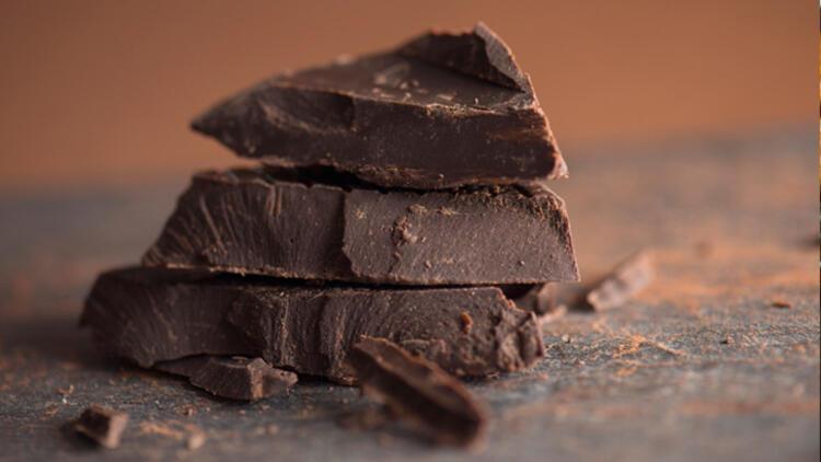2-Tabii ki çikolata