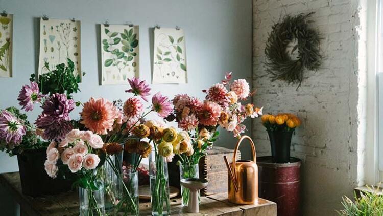 Kesilmiş çiçekler