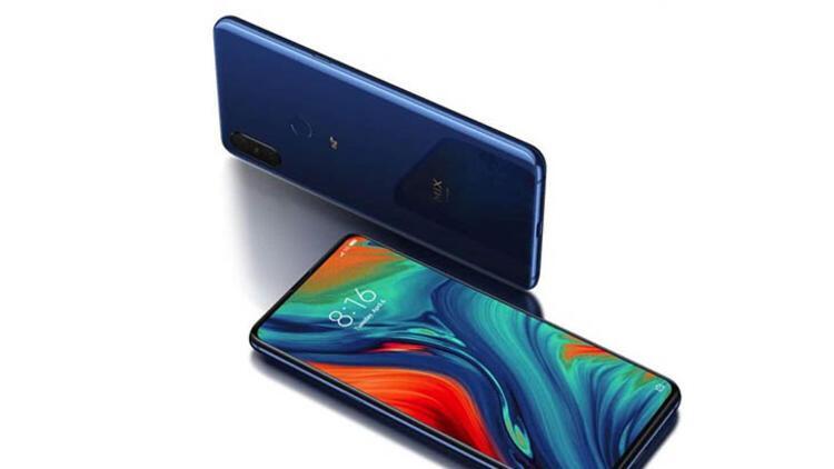Xiaomi Mi Mix 3 5G / 22 saat 50 dakika