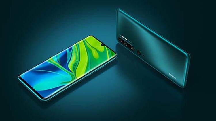 Xiaomi Mi Note 10 / 23 saat 12 dakika