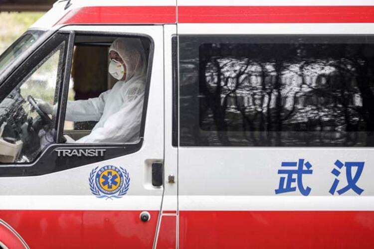 Çin makamlarından, Remdesivirin klinik deneylerine başlanması için  onay