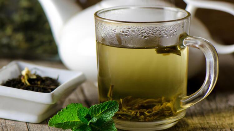 5-Yeşil çay