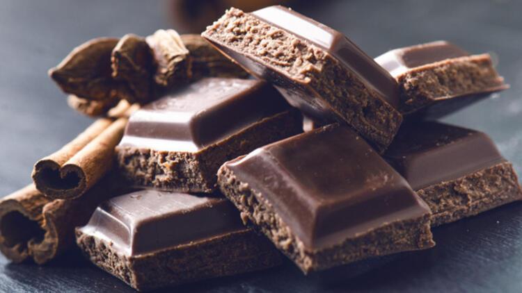 8-Bitter çikolata