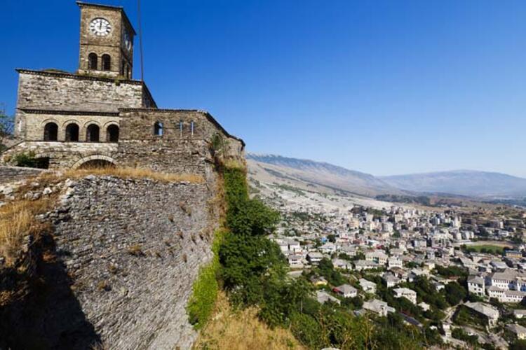 Arnavutluk - 90 gün
