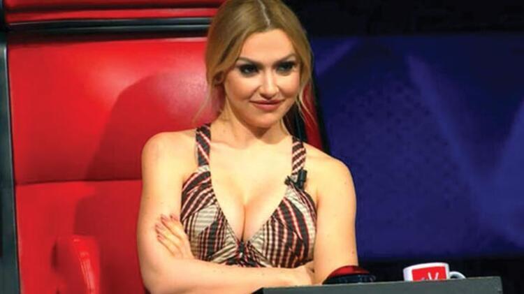 Hadise'nin paylaşımı 'aşk'ı ele verdi - Magazin haberleri ...