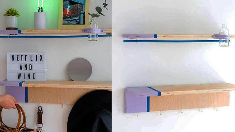 Möglichkeiten, mehrere Regale in Ihrem Haus zu machen
