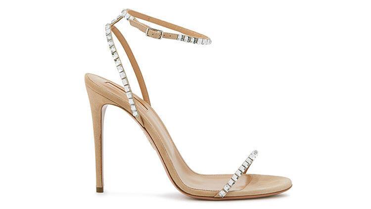 Aquazzura Very Vera Sandals