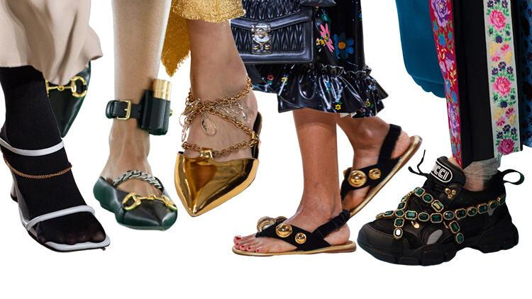 Ayakkabı aksesuarları