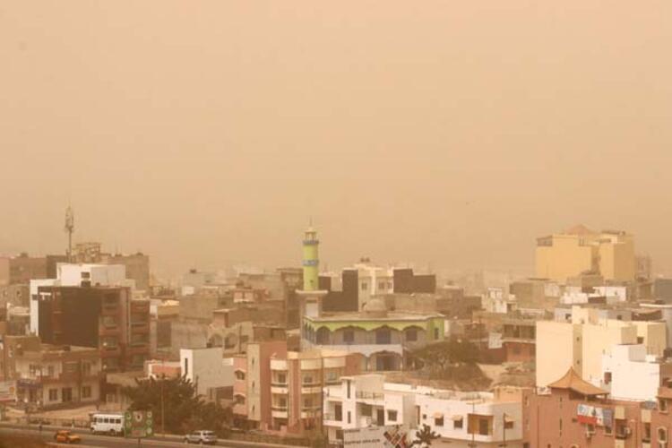 Hava kirliliği kırmızı alarmda