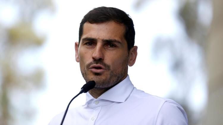 Casillas, bir yıl sonra sahada