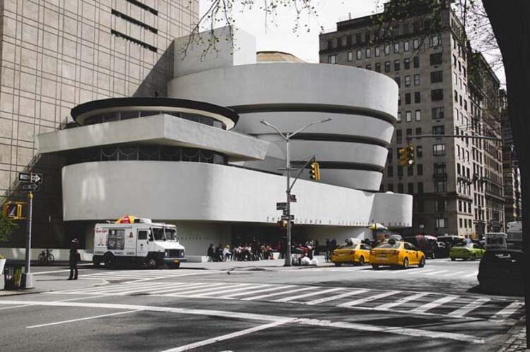 Solomon Guggenheim, New York
