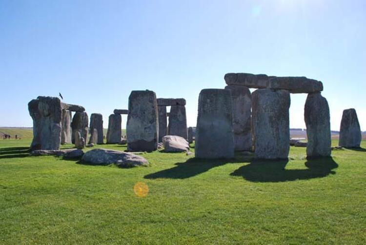 Stonehenge, İngiltere