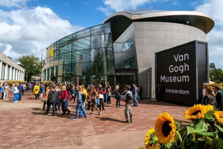 Van Gogh Müzesi, Amsterdam
