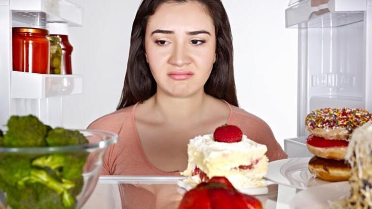 Kalori miktarını kısıtlayın