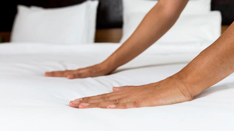 Yastık kılıflarını günlük değiştirin
