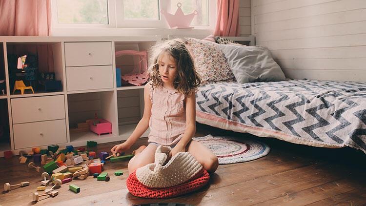 Ev eşyalarını ve oyuncakları düzenleyin