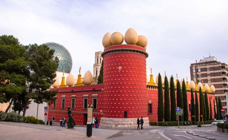 Dali Müzesi, Figueres
