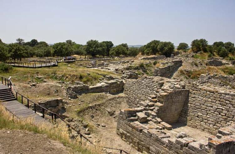 Troya Antik Kenti, Çanakkale