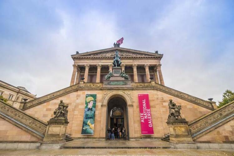 Berlin Müze Adası, Berlin