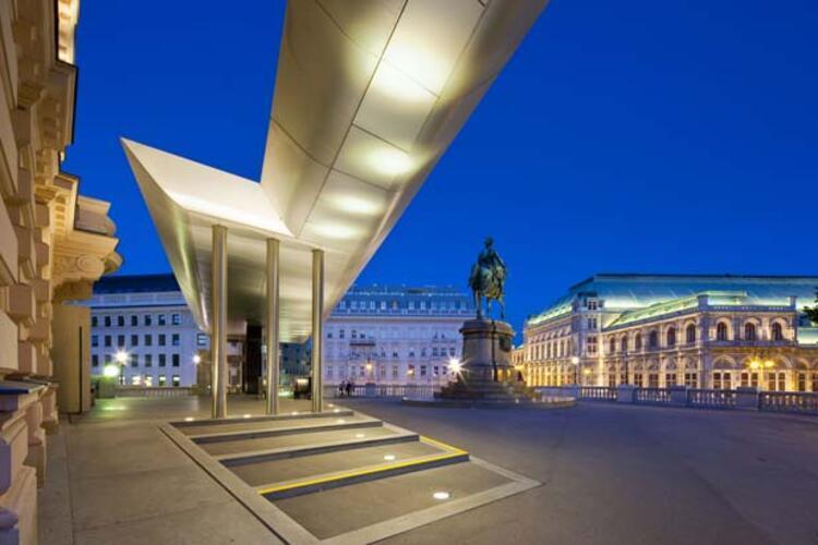 Albertina Müzesi, Viyana