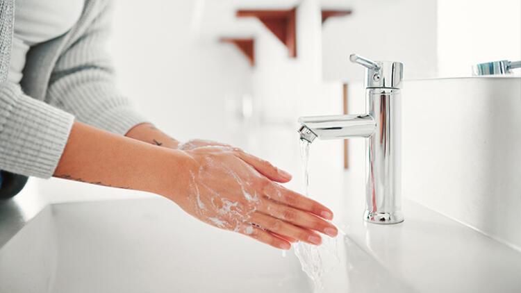 Corana virüsten korunmak için eller nasıl yıkanmalı