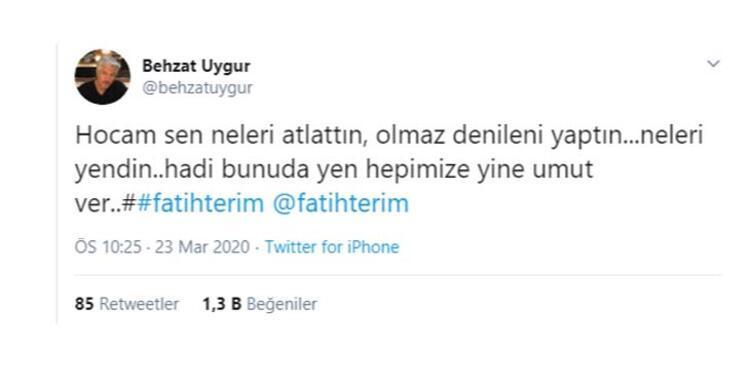 BEHZAT UYGUR