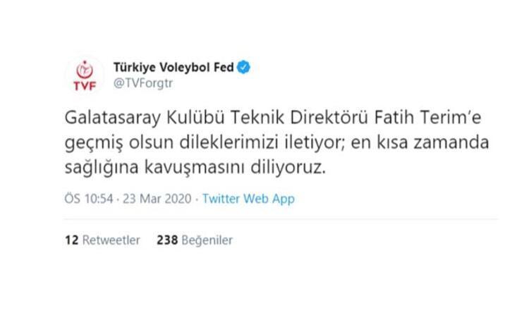 TÜRKİYE VOLEYBOL FEDERASYONU