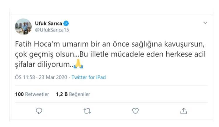 UFUK SARICA