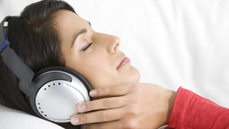 Rahatlatıcı müzikler dinleyin