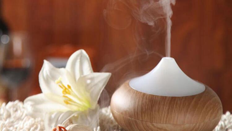 Aromaterapi ile ruhunuzu besleyin