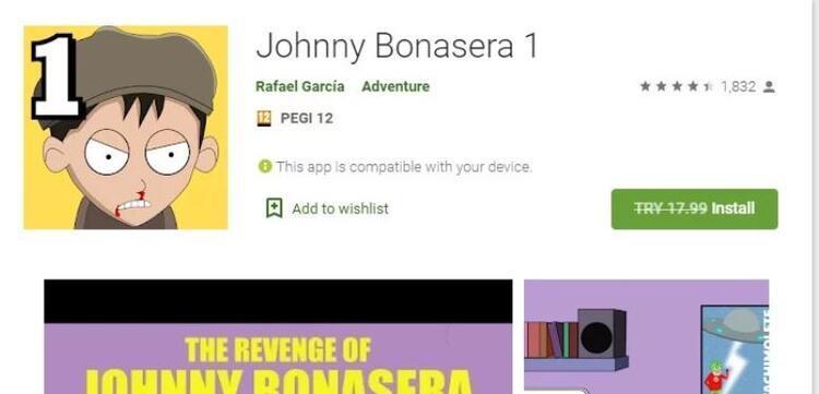 Johnny Bonasera 1