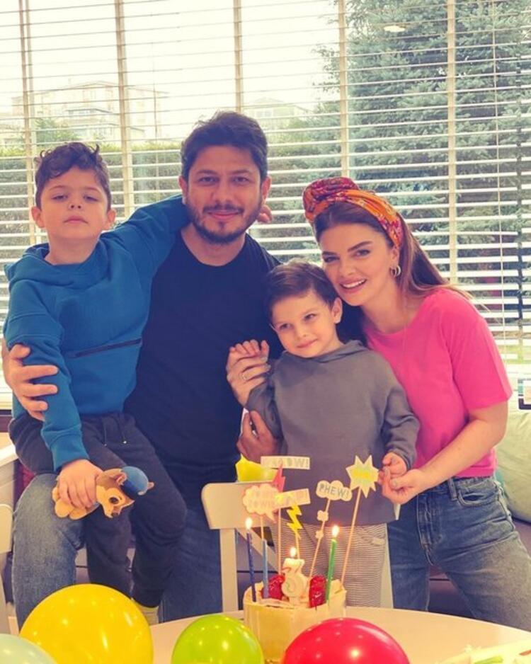 Bedri Güntay ise oğlunun yeni yaşını şu sözlerle kutladı: