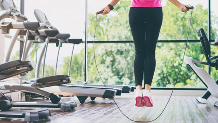 Enerji veren bir egzersiz yapın