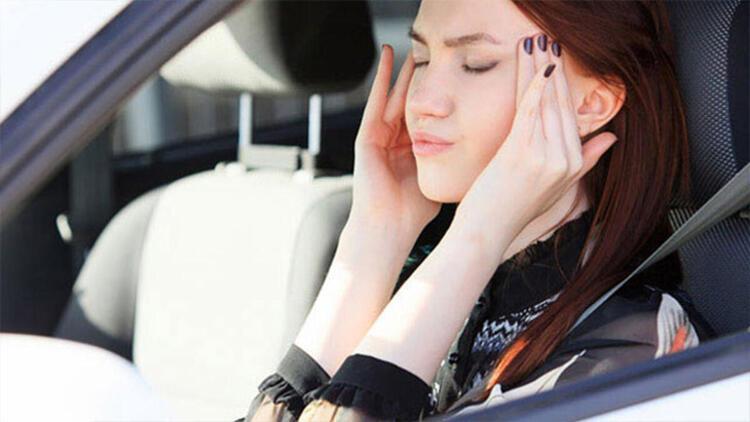 Araba içerisinde çok zaman harcıyorsunuz