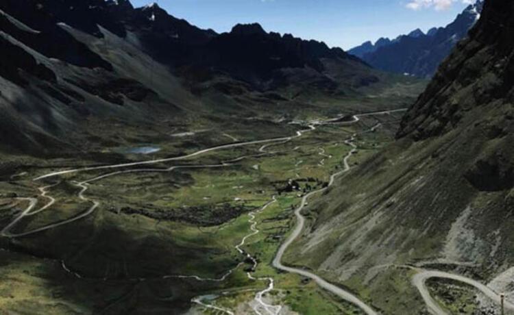 Yungas Yolu, Bolivya
